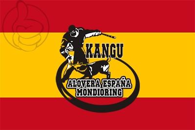 Bandera Kangu - Espanha