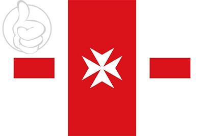 Bandera Passanant i Belltall