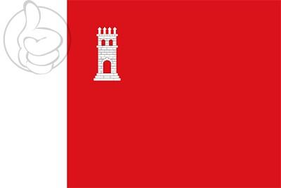 Bandera Santa Bàrbara