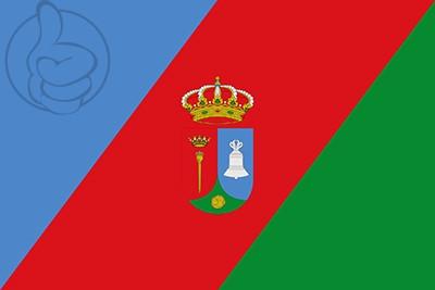 Bandera Villares de la Reina