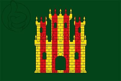Bandera Castellví de la Marca