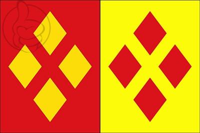 Bandera Fayón