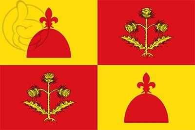 Bandera La Pobla de Claramunt