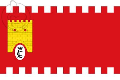 Bandera Langa del Castillo