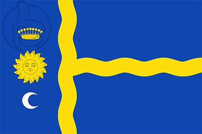 Bandera Lucena de Jalón