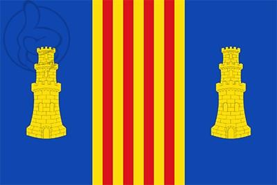 Bandera Magallón