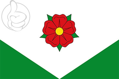 Bandera Sant Iscle de Vallalta