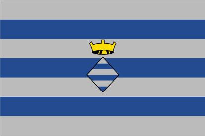 Bandera Sant Martí de Tous