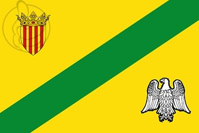 Bandera Olvés