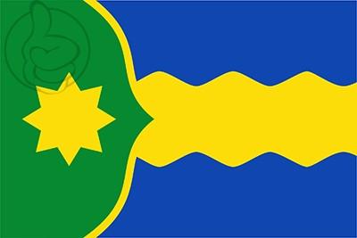 Bandera Salillas de Jalón