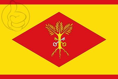 Bandera Samper del Salz