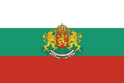 Drapeau Bulgarie C/E