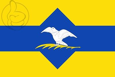 Bandera Santa Eulalia de Gállego