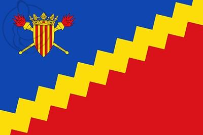 Bandera Valdehorna