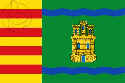 Bandera Alcolea del Cinca