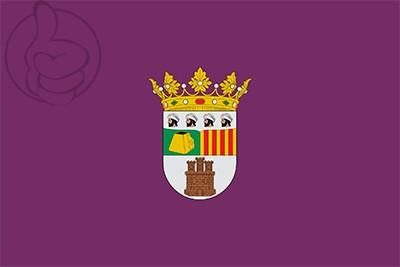 Bandera Almudévar