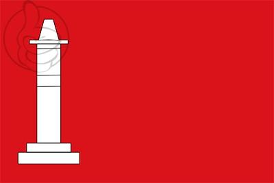 Bandera El Hornillo