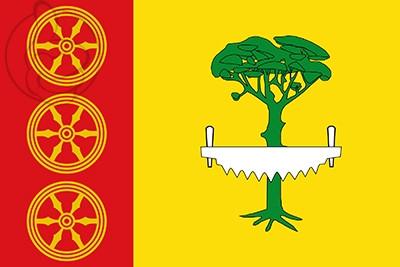 Bandera Hoyos del Espino