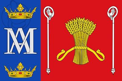 Bandera Mesegar de Corneja