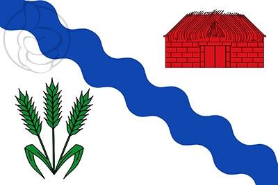 Bandera Pajares de Adaja