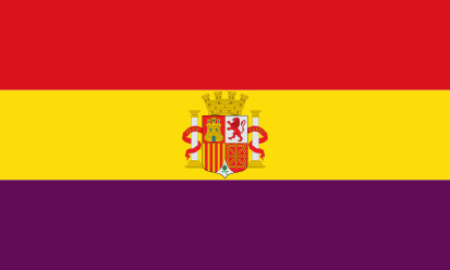Bandera Second Spanish Republic