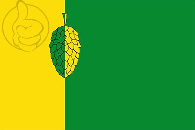 Bandera Vallfogona de Ripollés