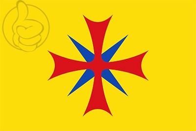 Bandera Santa Llogaia d\'Àlguema