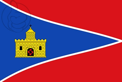 Bandera Castiello de Jaca
