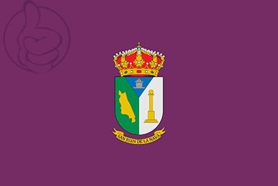 Bandera San Juan de la Nava