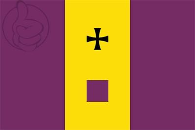 Bandera Foradada