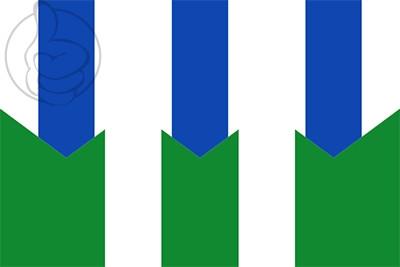 Bandera Pedralba de la Pradería