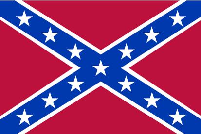 Bandera Bandera naval de la Confederación