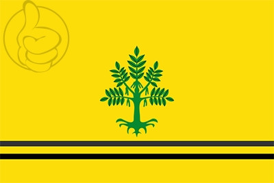 Bandera Sant Guim de Freixenet