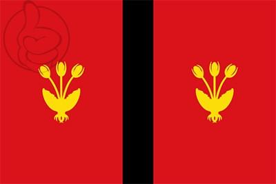 Bandera Sant Llorenç de Morunys
