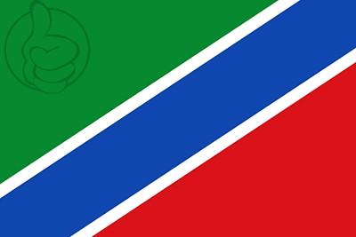 Bandera Trefacio