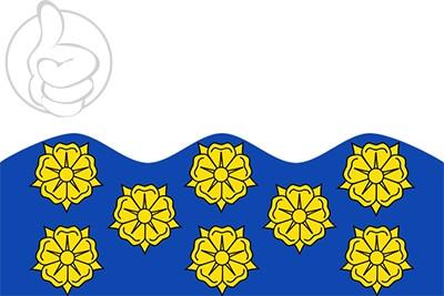 Bandera Isona i Conca Dellà
