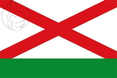 Bandera Fresno de Sayago
