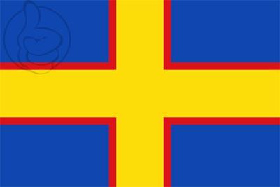 Bandera Galende