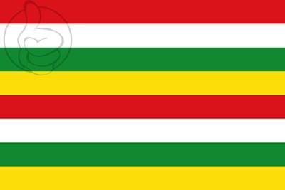 Bandera Santibáñez de Vidriales