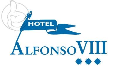 Bandera Hotel Alfonso VIII