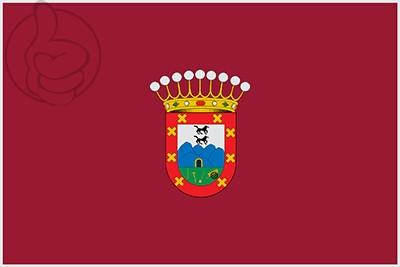 Bandera Abanto y Ciérvana