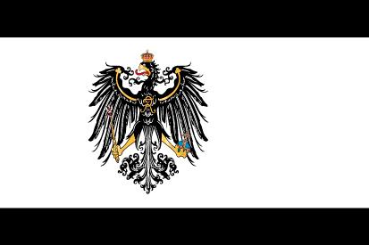 Bandera Prusse