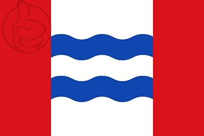 Bandera Corcos del Valle