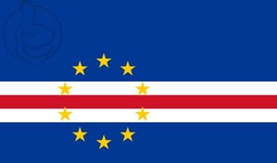 Bandera Cape Verde