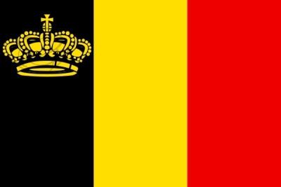 Drapeau Belgique yachts