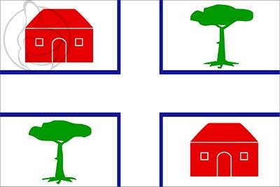 Bandera Villanueva de Duero