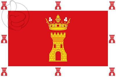 Bandera Canalejas de Peñafiel