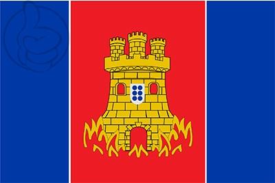 Bandera Castro Caldelas