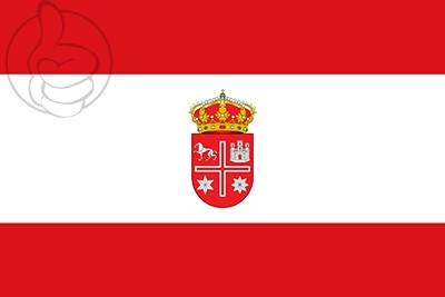 Bandera Cabezón de la Sierra