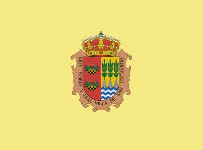 Bandera San Leonardo de Yagüe